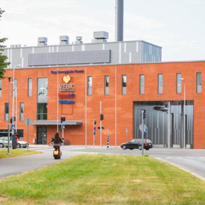 VP Facilitiesin omistama EnergyLab-rakennus