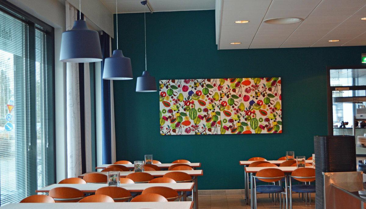Förnyelser i Futura-restaurangerna