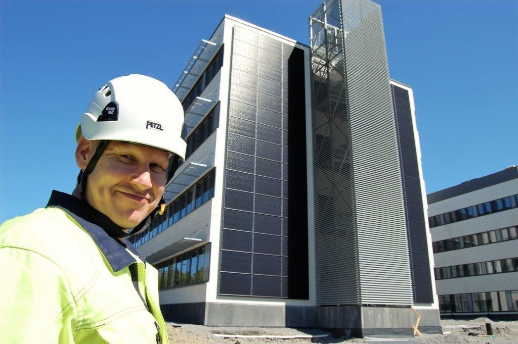 Ampner valjastaa auringon hyötykäyttöön Powergatessa
