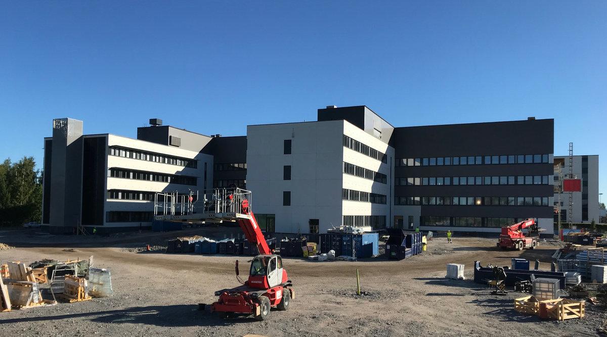 Nordisk Renting Wärtsilän uuden toimistokokonaisuuden Powergate II rahoittajaksi