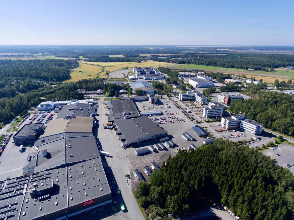 Vaasa Airport Park