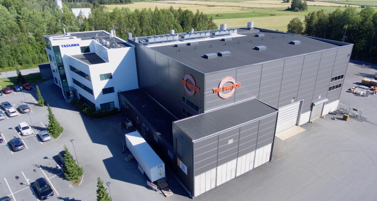 The Switch Engineeringin käytössä oleva rakennus siirtyi pitkäaikaisen kiinteistösijoittajan omistukseen